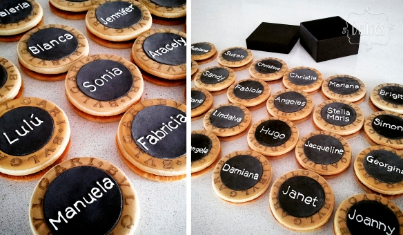 BVLGARI amenities cookies detalles